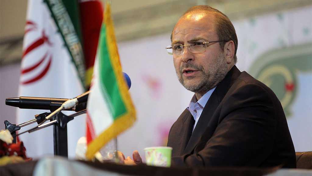 Iran's Parliament Speaker to Visit Syria, Discuss Economic Agenda with President Assad