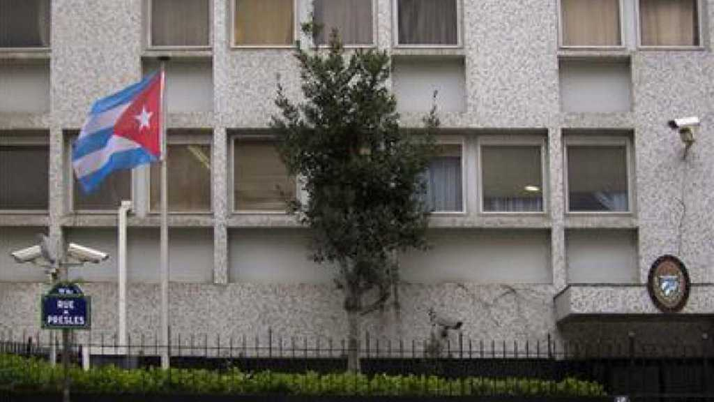 Cuba Embassy Attacked in Paris, Havana Holds US Responsible