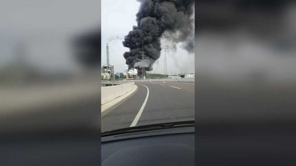 Major Explosion Hits German Waste Incineration Facility, Residents Told to Stay Indoors