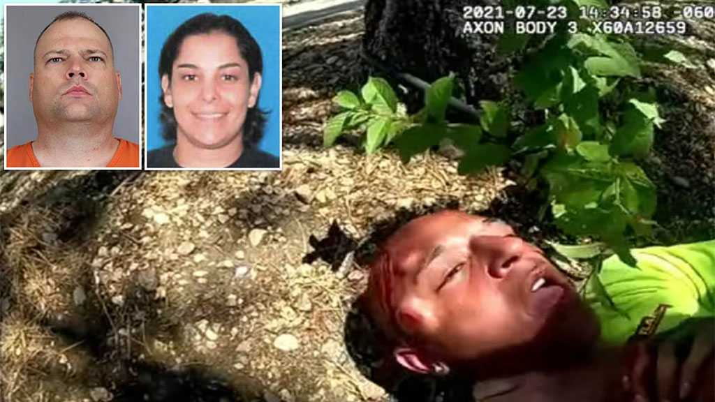 Colorado Officers Arrested as Bodycam Footage Shows Unarmed Trespassing Suspect Choked, Pistol Whipped