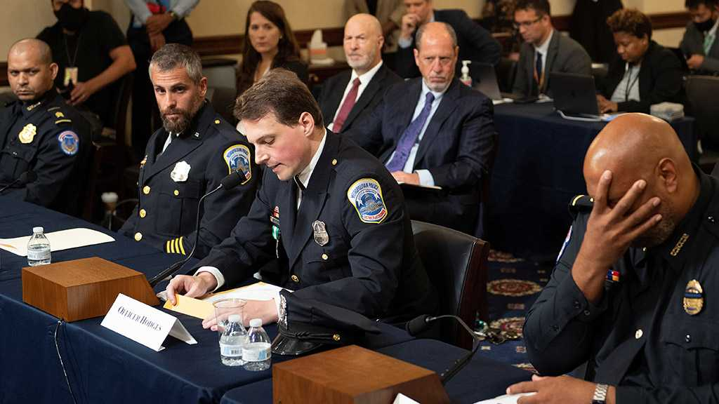 Police Testify to US Capitol Riot Probe