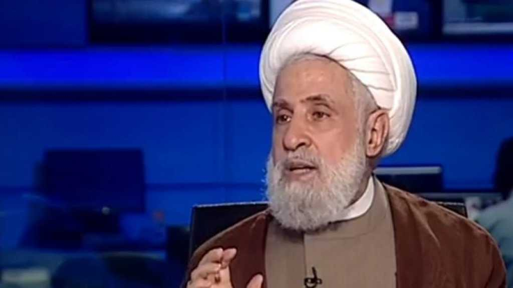 Sheikh Qassem: Lebanon's Sovereignty, Independence Hezbollah's Top Priority