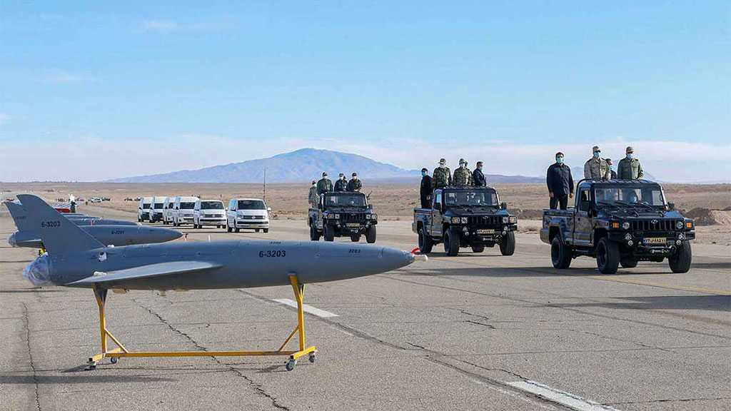 WSJ: US To Sanction Iran's Drones, Guided Missiles Program