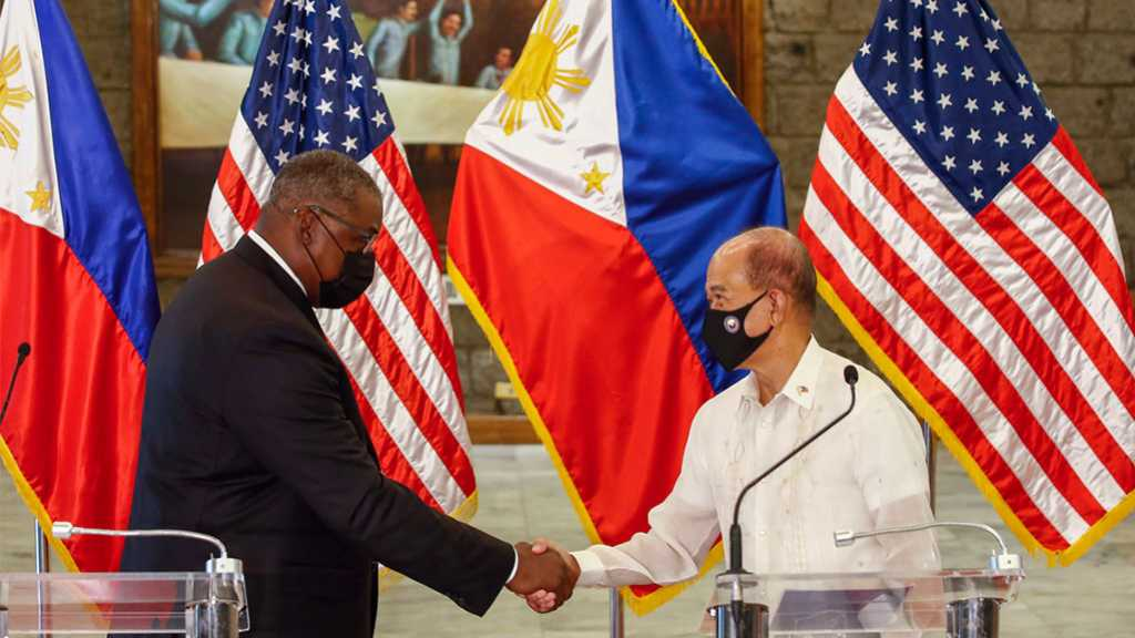 Philippines President Won't Scrap Military Pact with US Despite Prior Threats