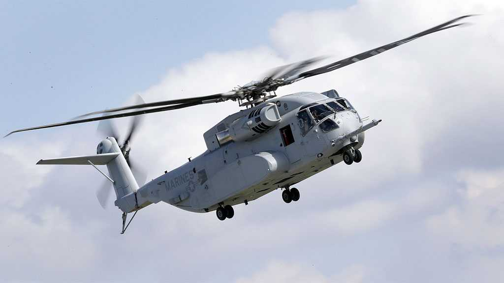 US Greenlights Helicopters Sale to 'Israeli' Entity