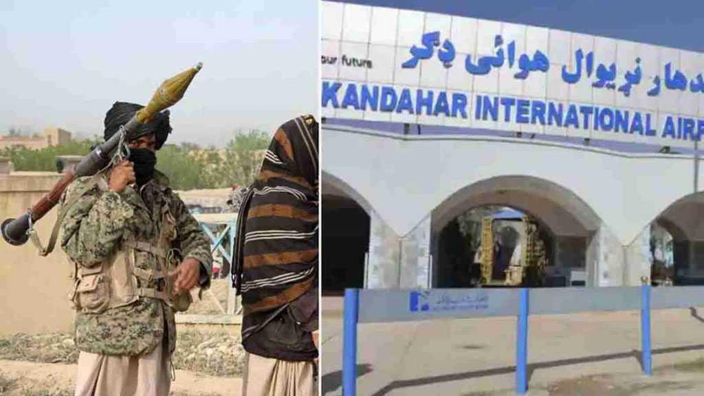 Taliban Rockets Hit Kandahar Airport, All Flights Suspended
