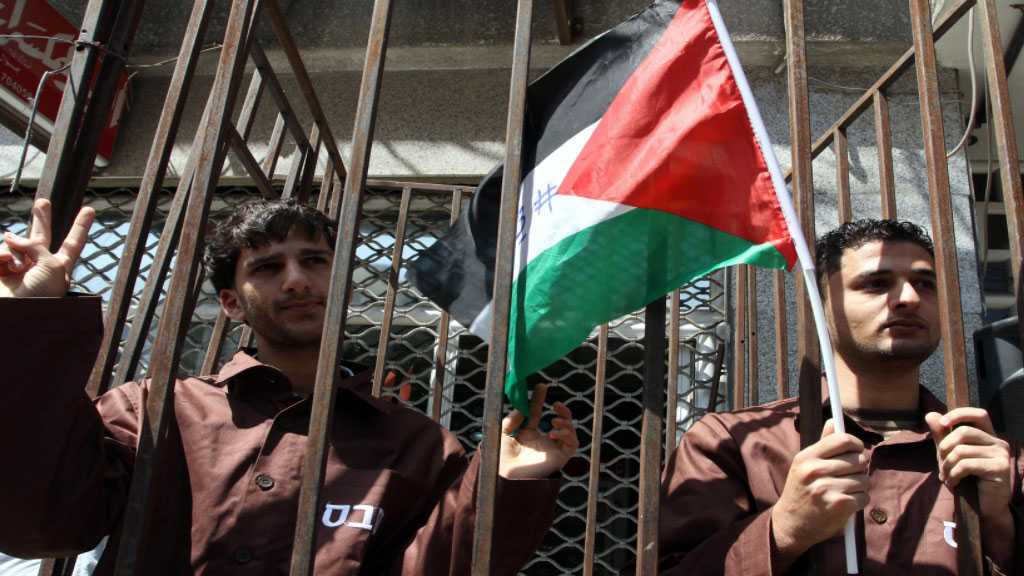 Sixteen Palestinian Detainees on Hunger Strike to Protest Zionist 'Administrative Detention'