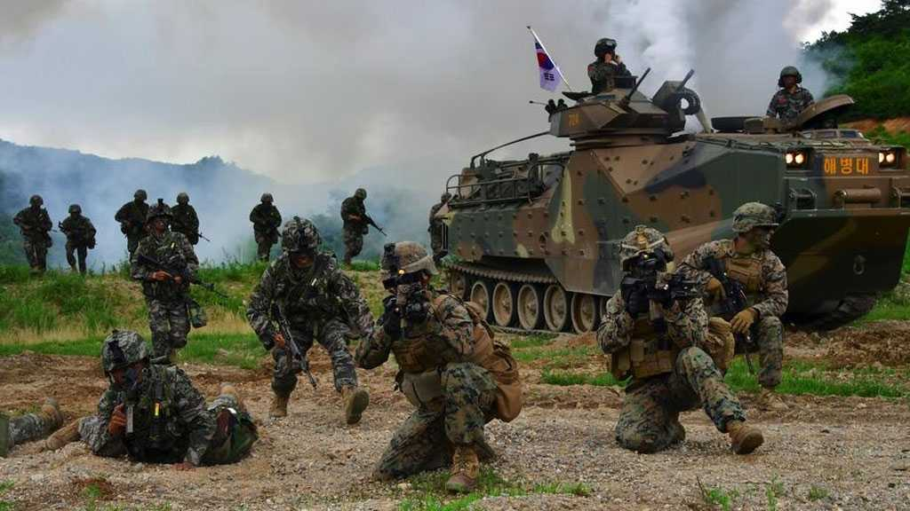 South Korea: Military Drills with US Must 'Not Heighten Tensions'