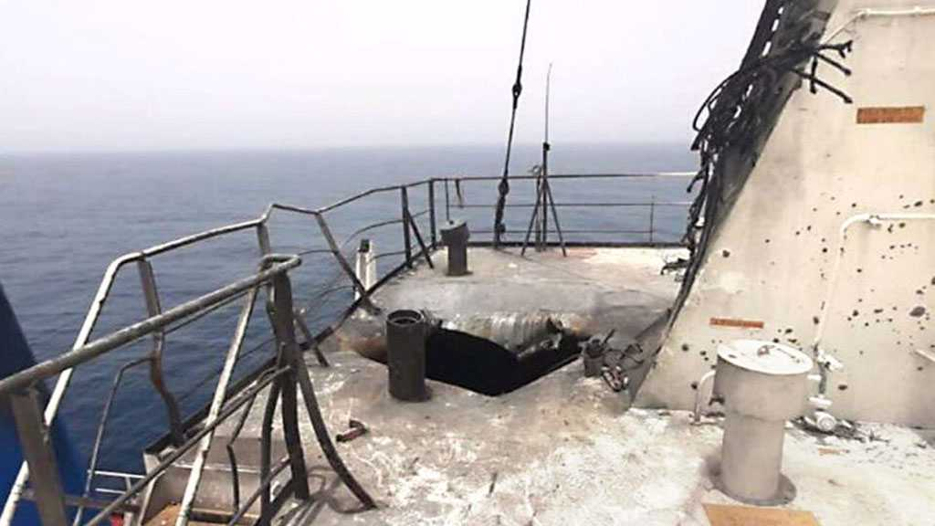 """Green Light: US, UK Join """"Israel"""" in Accusing Iran of Tanker Attack"""