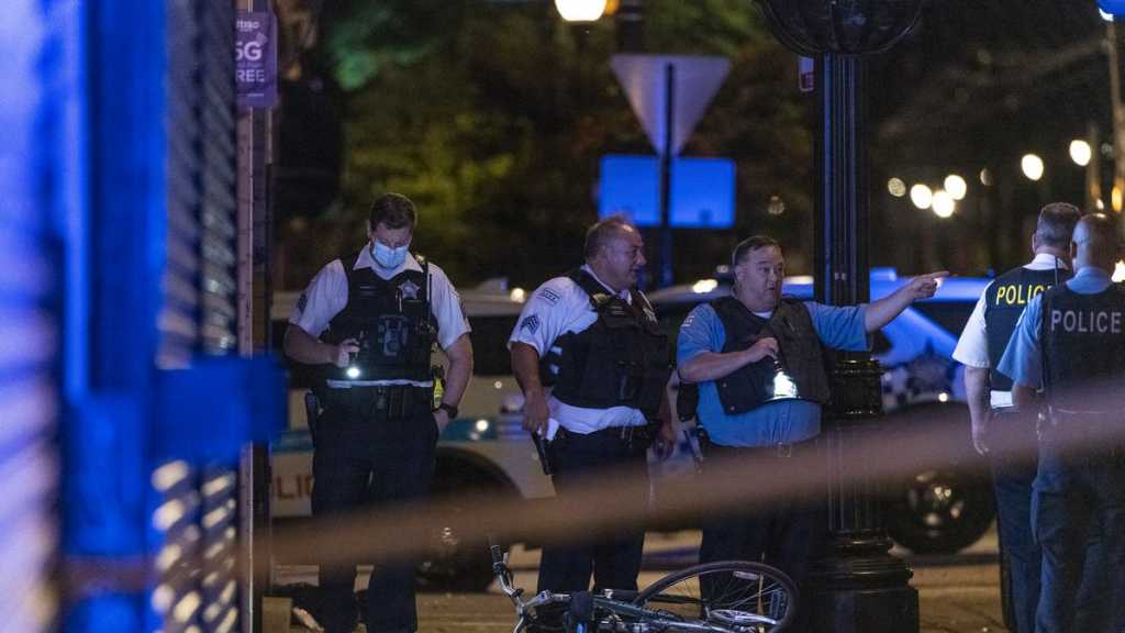 US Gun Violence: 5 Killed, 50 Shot in Chicago Bloody Weekend
