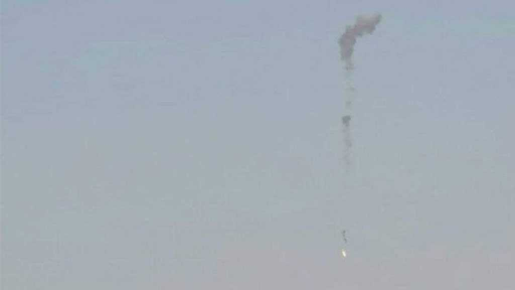 Syrian Air Defenses Shoot down Spy Plane near Aleppo
