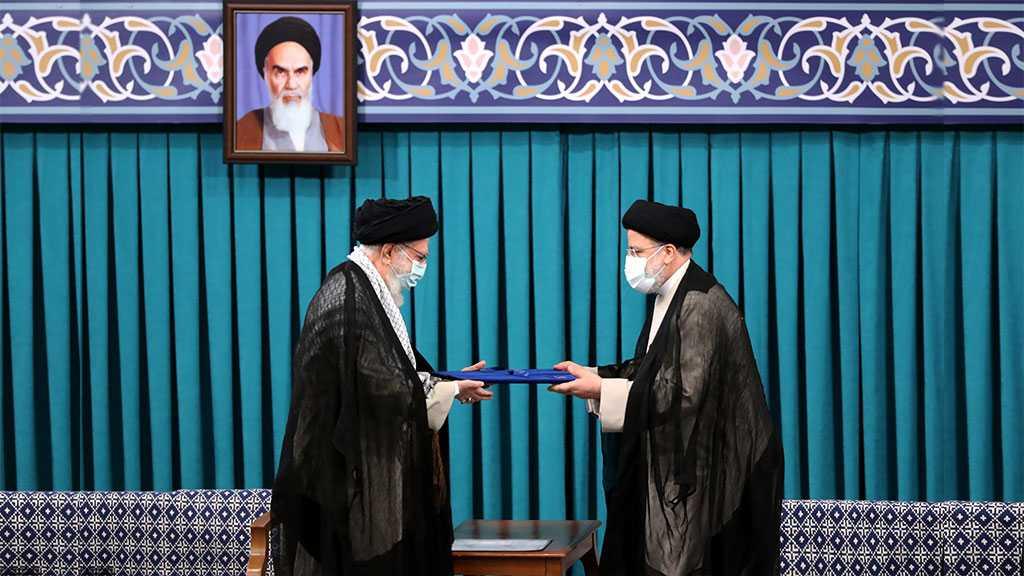 Endorsed by Imam Khamenei, Raisi Becomes Iran's 8th President