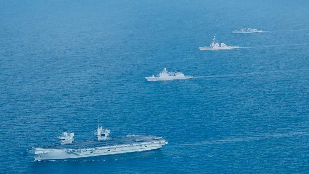 Germany Sends Frigate to Contested S China Sea on Indo-Pacific Mission