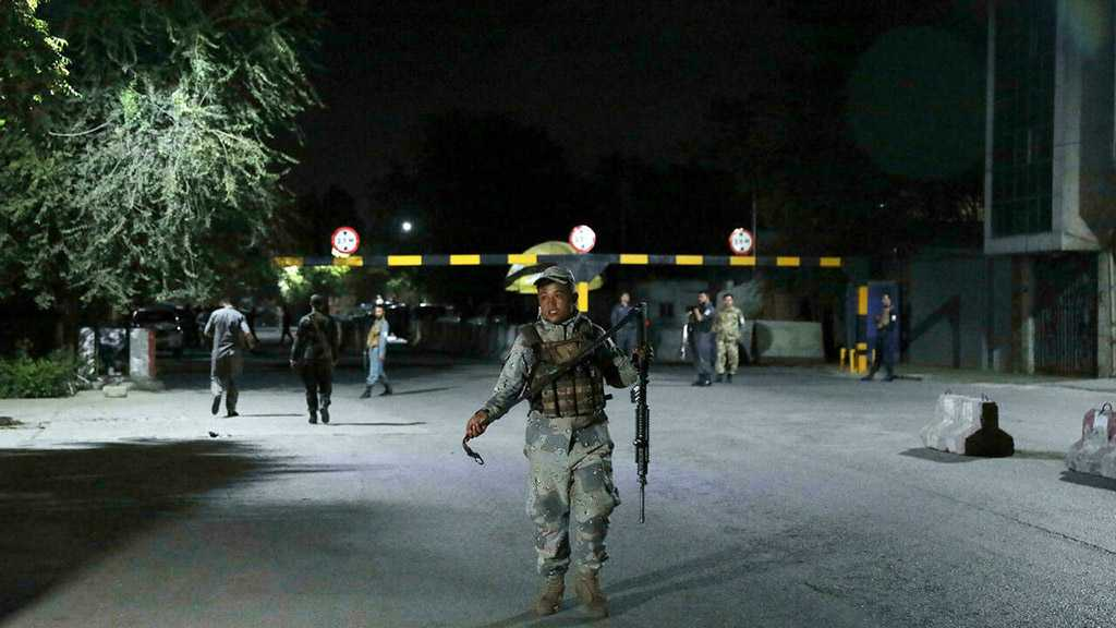Powerful Blasts Rock Kabul, Afghan Defense Minister's House Targeted