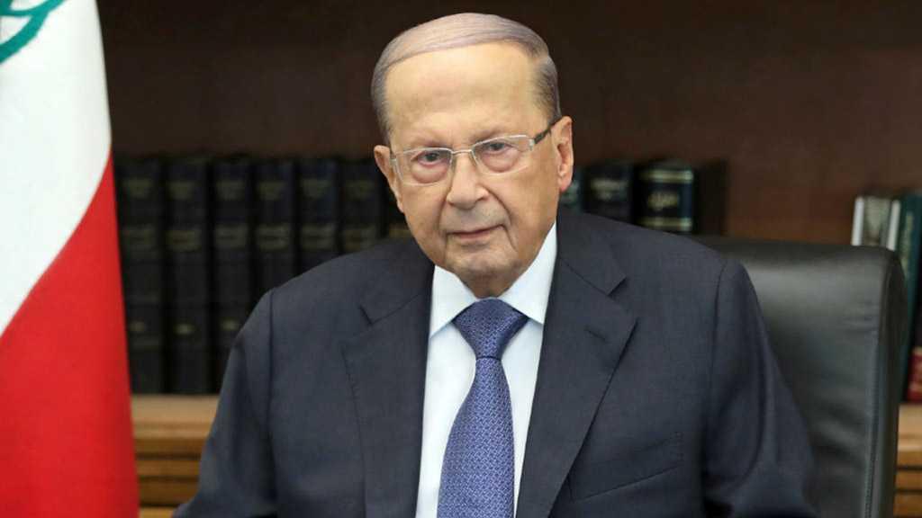 Lebanon's Aoun Tells Judiciary Not to Fear Immunities, Urges Peaceful Aug. 4 Anniv.