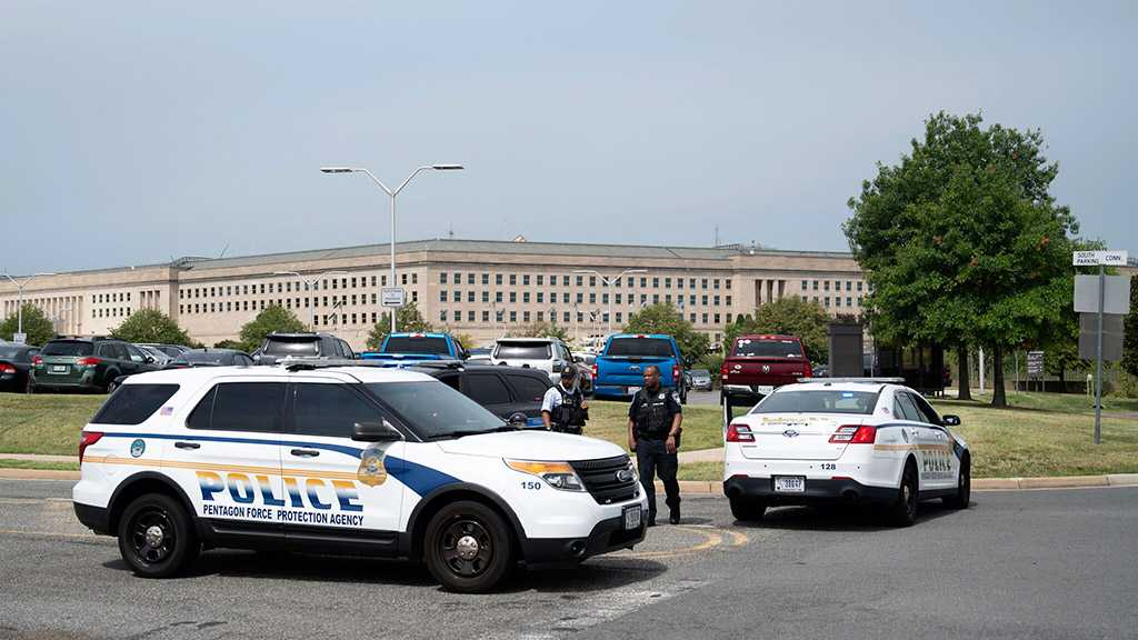US: Police Officer Dies in Outburst of Violence outside of Pentagon