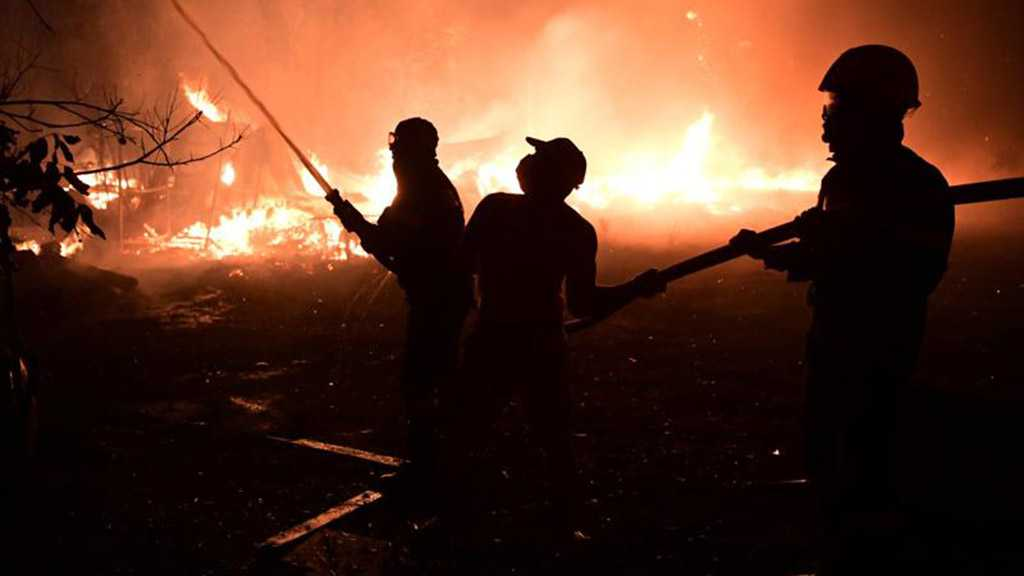 Thousands Evacuated as Wildfires Reach Outskirts of Athens, Greece