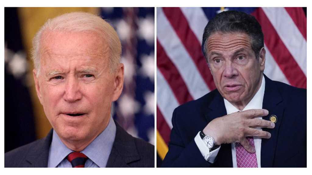 Biden Calls on NY Gov. to Resign Over Damning NY AG Probe Findings