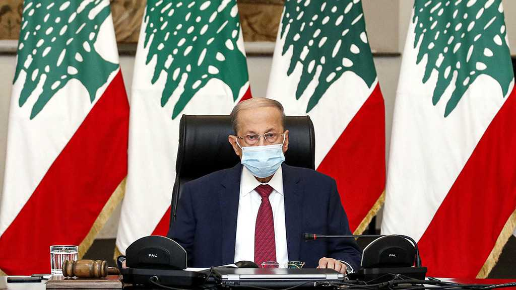 Lebanon's Aoun on Beirut Port Blast Anniv.: Everyone Whose Involvement Is Proven Will Be Held Accountable