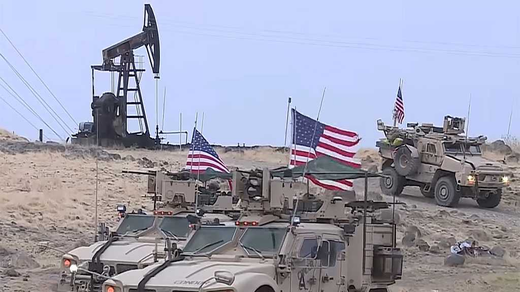 US Occupation Forces Continue To Plunder Syrian Oil