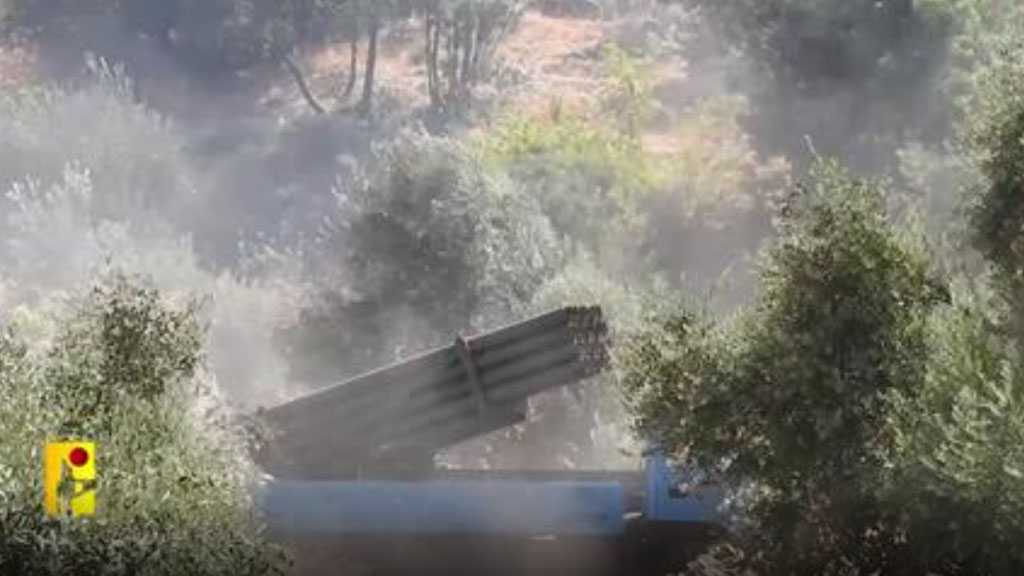 Hezbollah Releases Footage of Recent Operation in Retaliation to Continued 'Israeli' Attacks