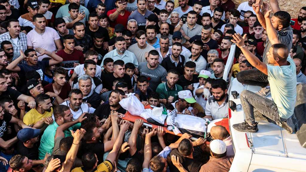 IOF Murders Palestinian Man, Injures Dozens in WB Clashes