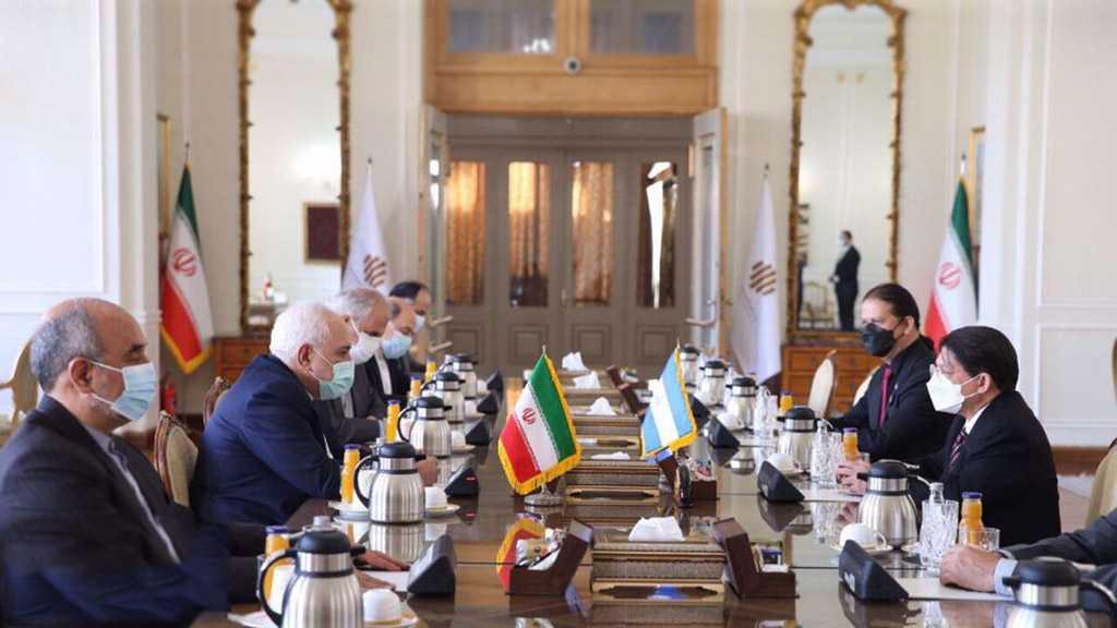 Visiting Nicaraguan FM Meets With Iran's Zarif