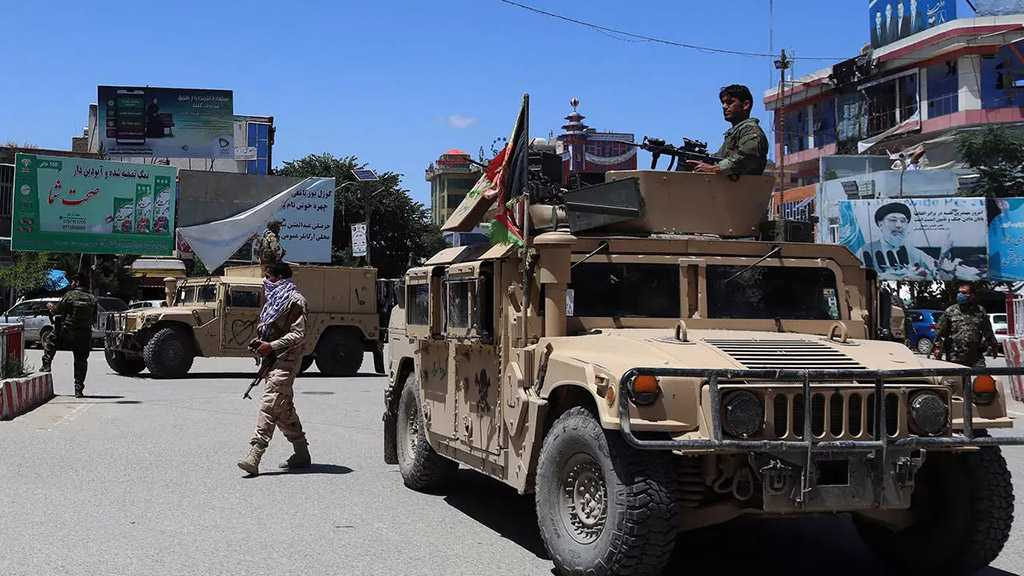 Taliban Capture 6th Afghan Provincial Capital as US Troops Withdraw