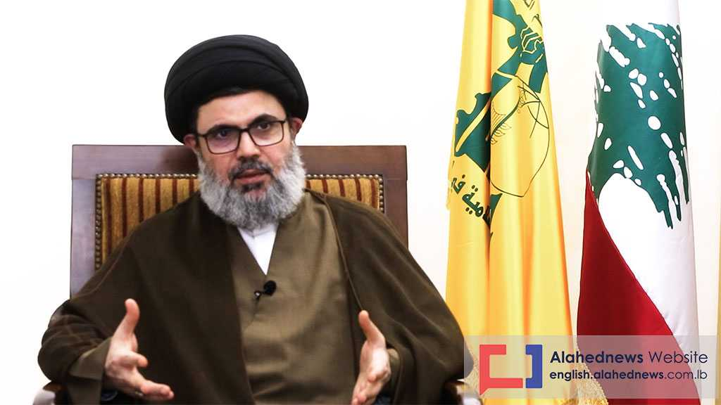 Sayyed Safieddine to Al-Ahed: Hezbollah Established Its Equation with the Enemy, Mobilized To Confront Internal Crisis