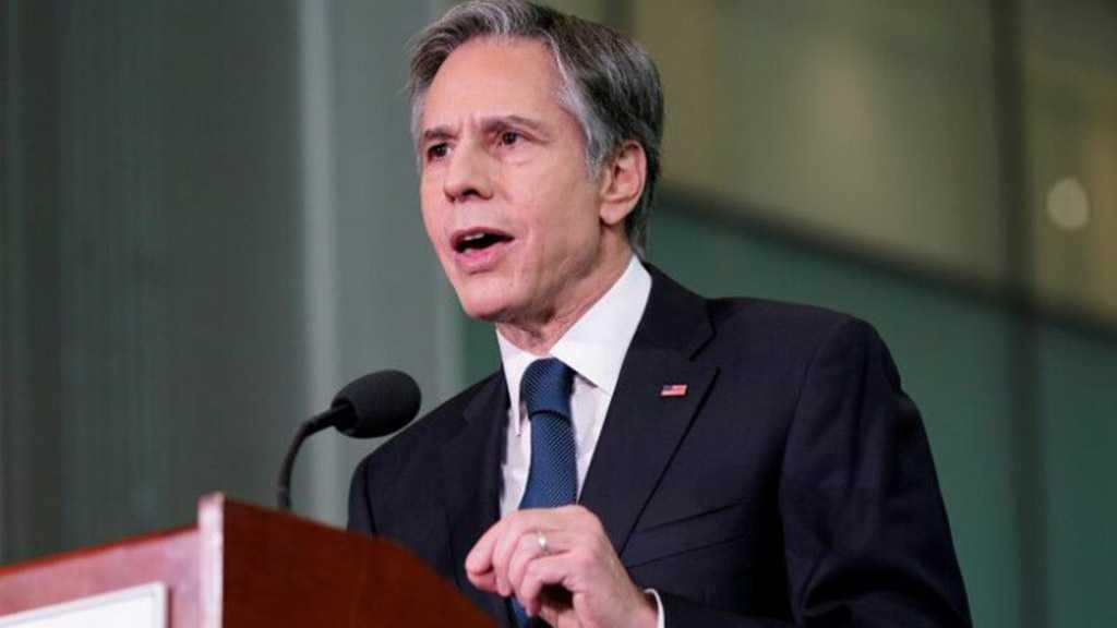 Blinken Speaks to Saudi Minister, Repeats US Call for Rights Progress