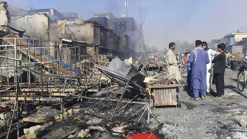 Ninth Afghan City Falls to Taliban
