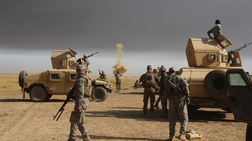 Iraqi Military Starts Major Anti-Daesh Operation Western Iraq