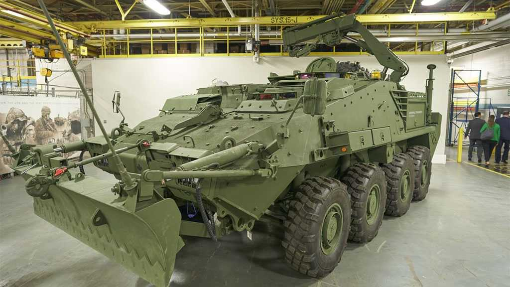 Canada Violates International Law By Selling Arms to Saudis