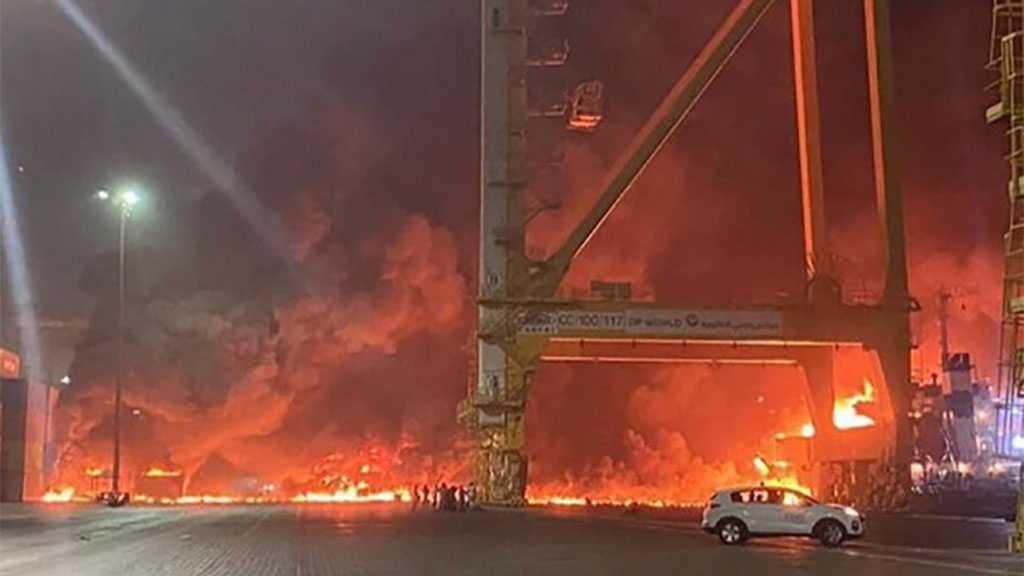 Five'Israelis' Killed, Injured In Last Month Blast In Dubai