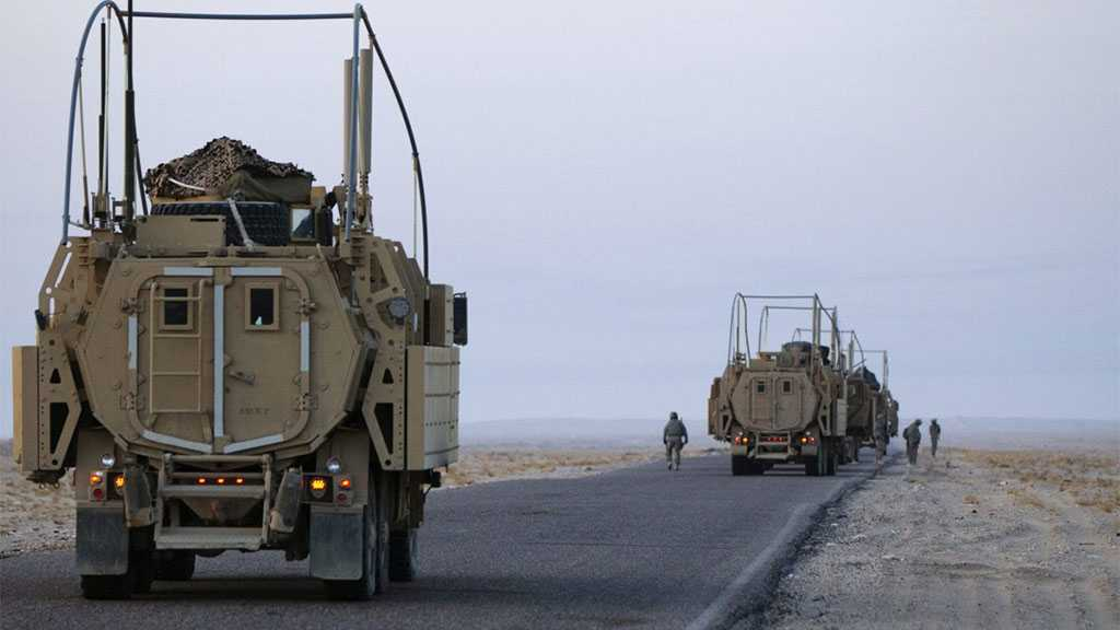 Convoys Carrying Combat Equipment for US Forces Targeted In Southern Iraq