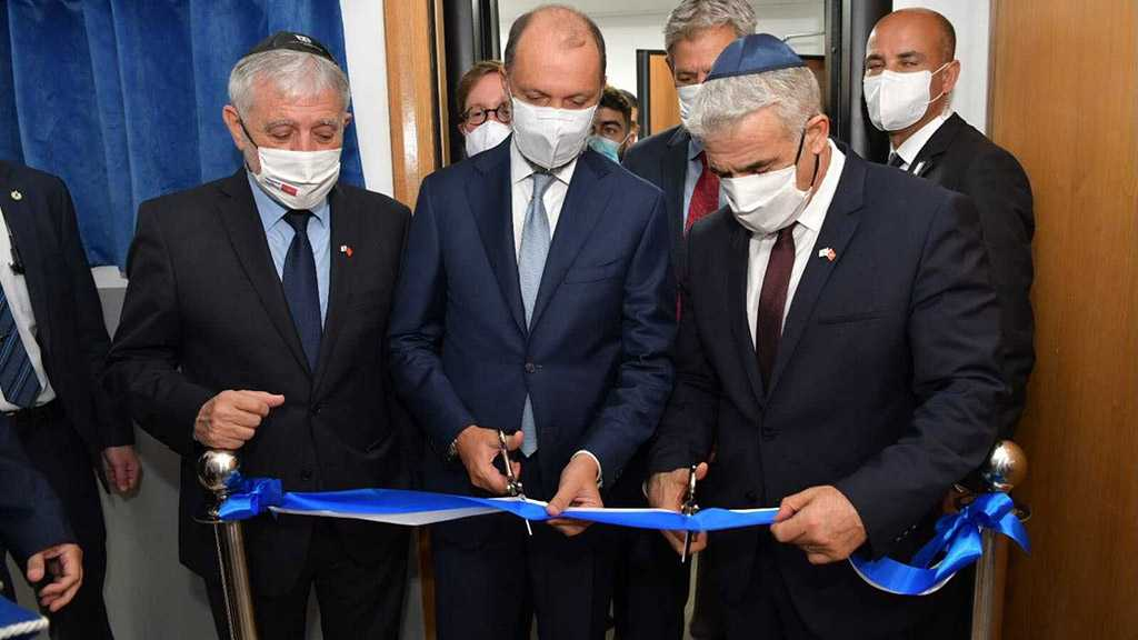"""Lapid: """"Israel"""", Morocco to Open Embassies in 2 Months"""