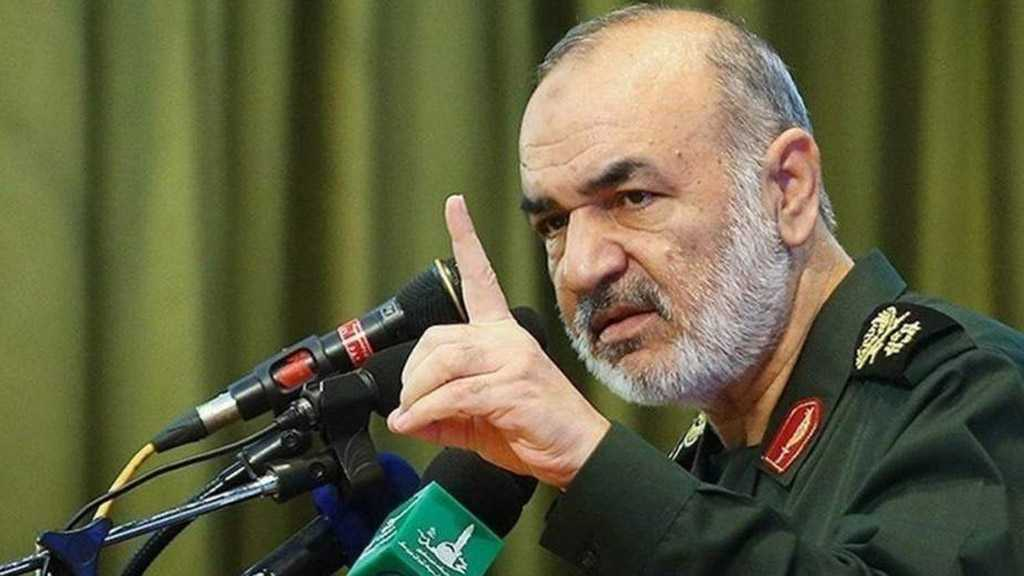 IRG Chief: Iran's Borders Secure