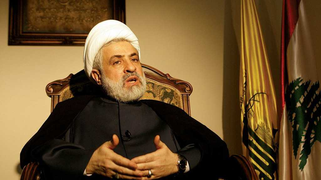 """Sheikh Naim Qassem: Hezbollah Does Not Seek War with """"Israel"""", But Won't Tolerate Any Aggression"""