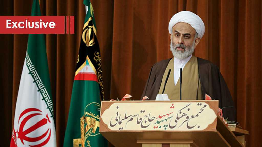 """Imam Khamenei's Rep. in Al-Quds Force: """"Israeli"""" Defeat in Gaza Is Product of July Victory"""