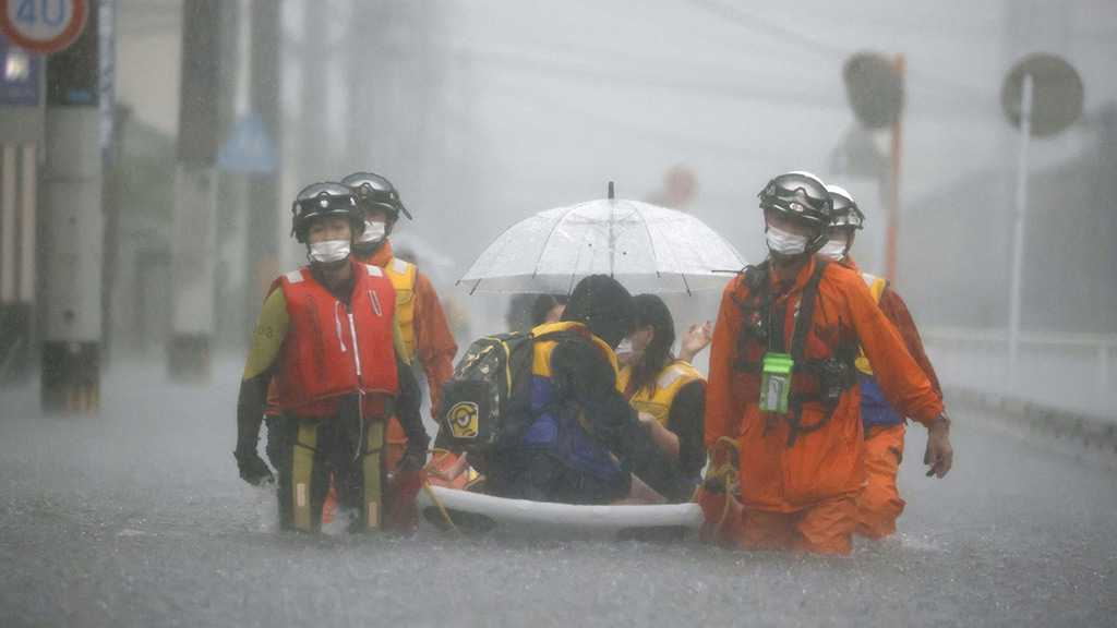 Japan Issues Highest Emergency Alert for Over 1mn People as Heavy Rains Trigger Evacuation
