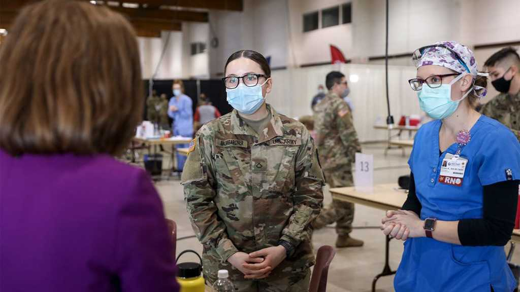Oregon Governor to Deploy 1,500 National Guard Troops to Assist Swamped Hospitals
