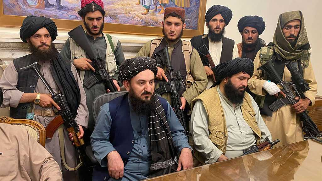 Taliban Waltz into Kabul Presidential Palace as Afghan President Flees
