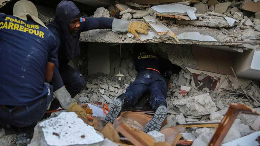 Haiti: Earthquake Death Toll Rises to Nearly 1300