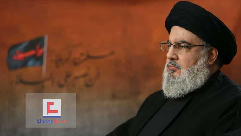 Sayyed Nasrallah: There Is A Room Pushing Lebanon Towards Chaos