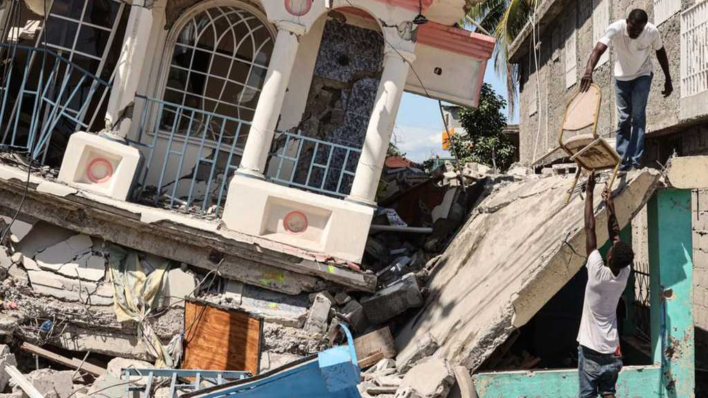 Haiti Death Toll Rises to 1,419, Over 6,900 Injured