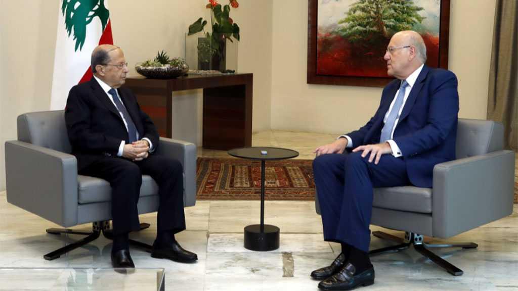 Lebanese Gov't Dilemma: PM-designate Meets President, Hopes for Formation within Days