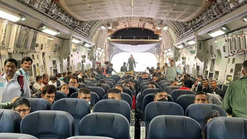 Indian Embassy Staff Leave Afghanistan As Military Evacuation Flights Resume