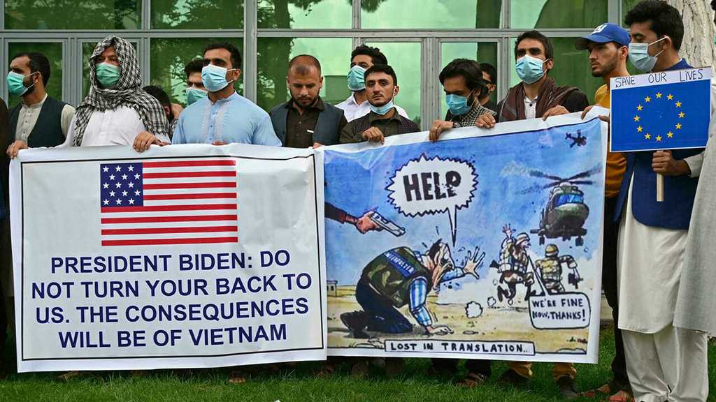 Biden Pulls Another $500mn from Emergency Fund to Assist Afghan Refugees
