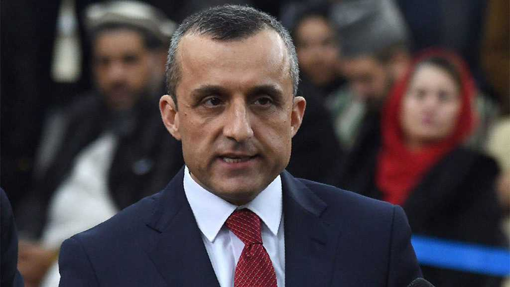 Afghan VP Amrullah Saleh Declares Himself as 'Legitimate Caretaker President'