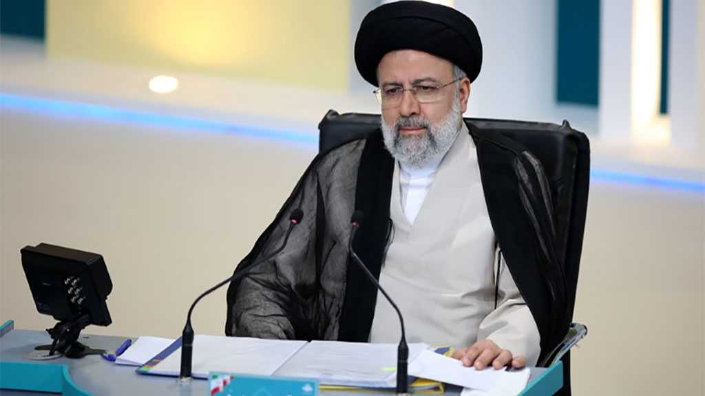 Raisi Urges Taking All Power to Accelerate Iran's Supplying COVID-19 Vaccine